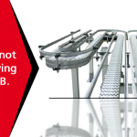 Conveyors, not just for moving from A to B