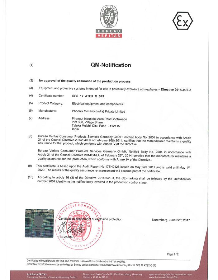 atex-certificate-qan-pm-india-pirangut-01-page